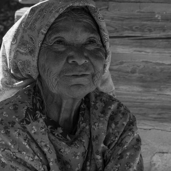 Anciana Tarahumara