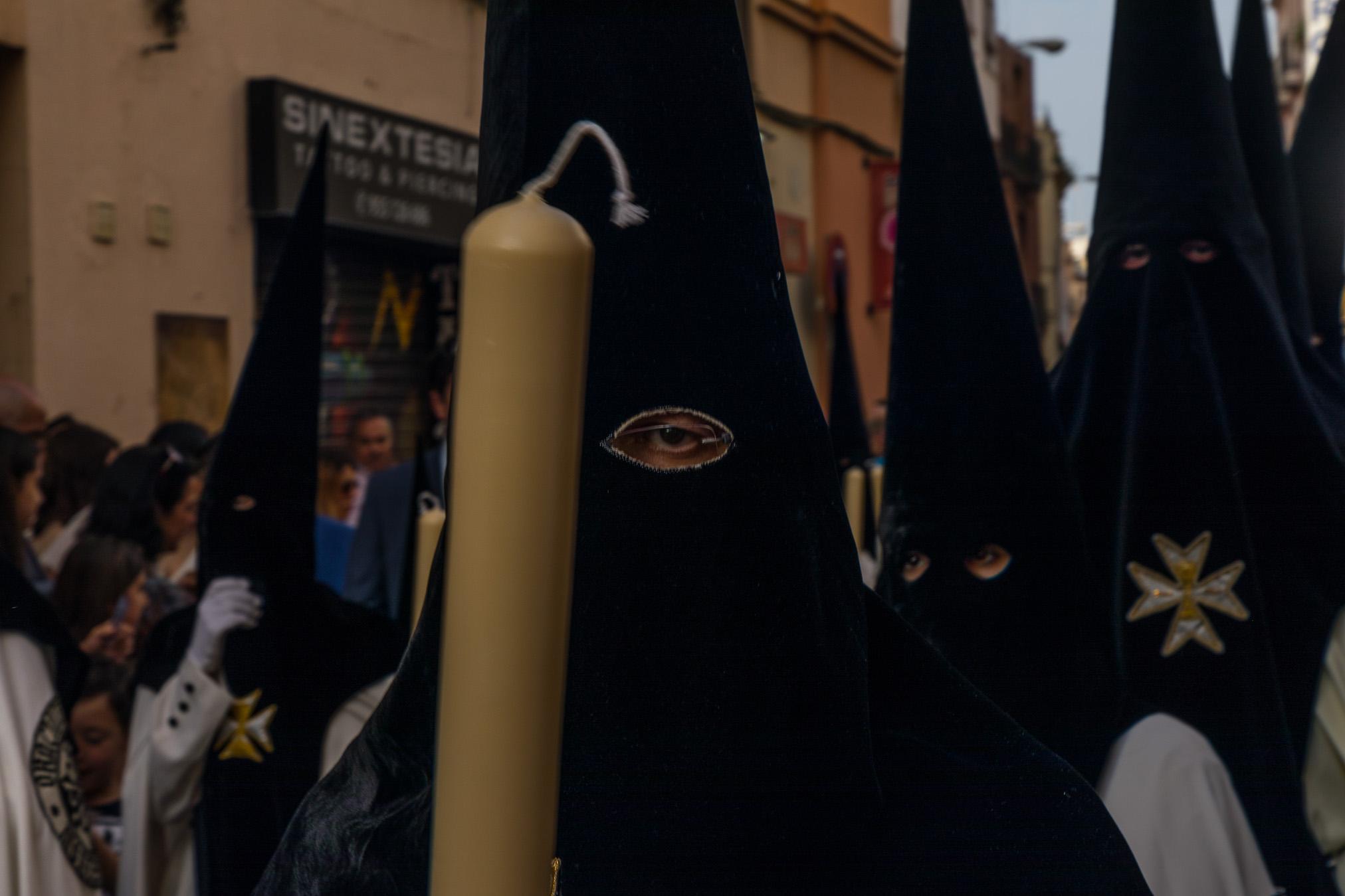 En las calles de Sevilla