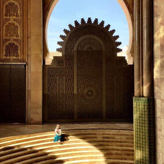 Mezquita Azul en Casablanca