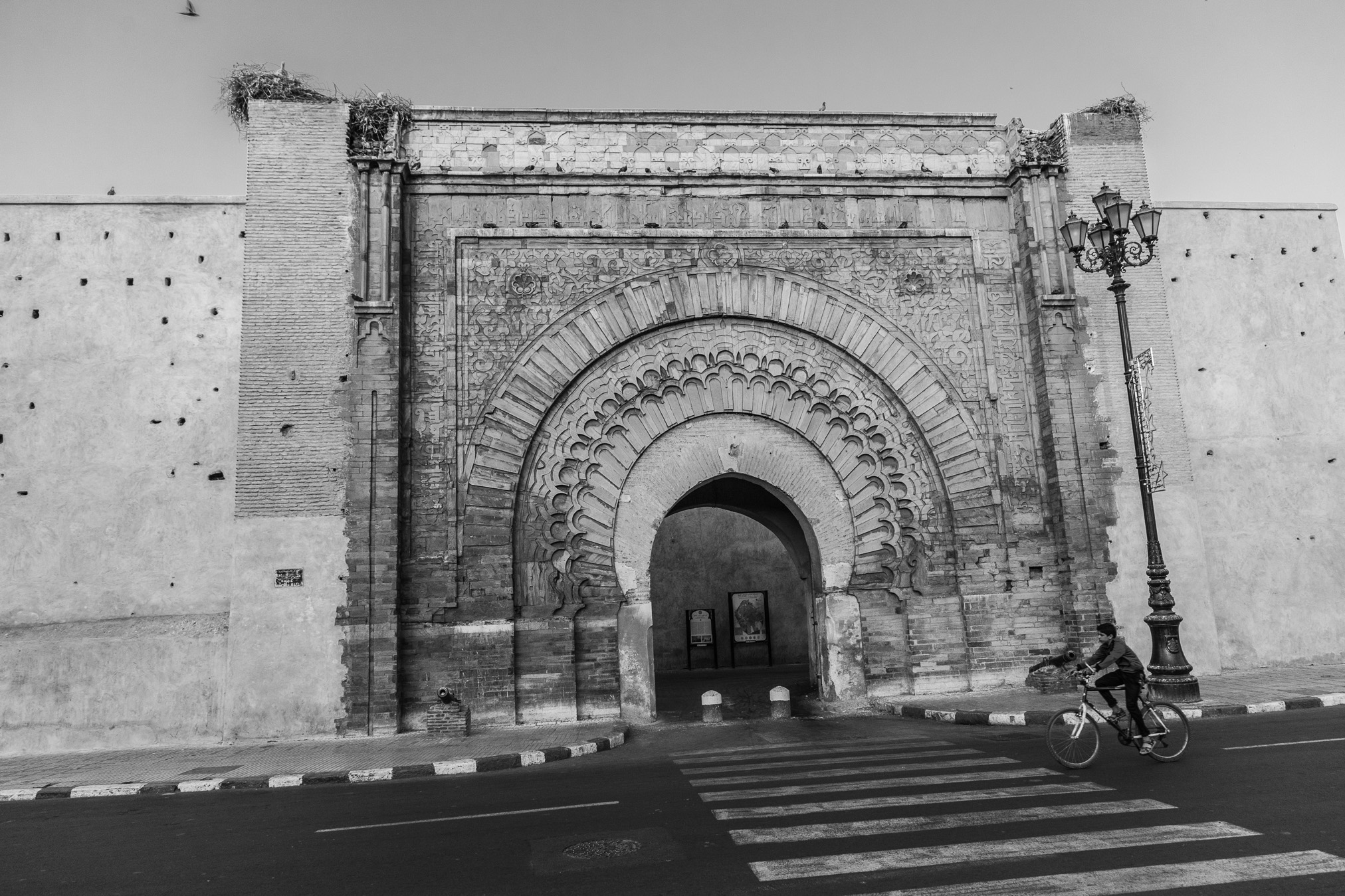 Puerta de Marrakech