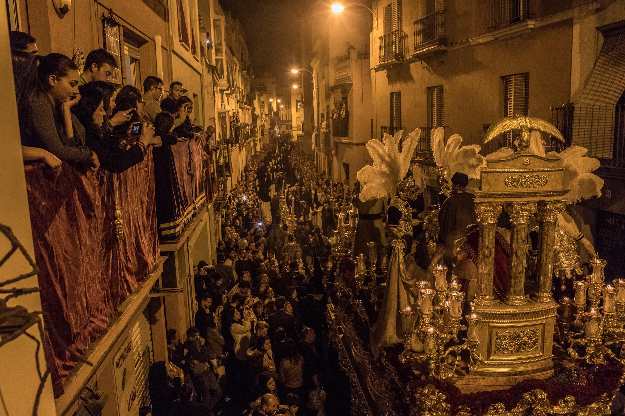 Sevilla (Procesión de la Macarena)