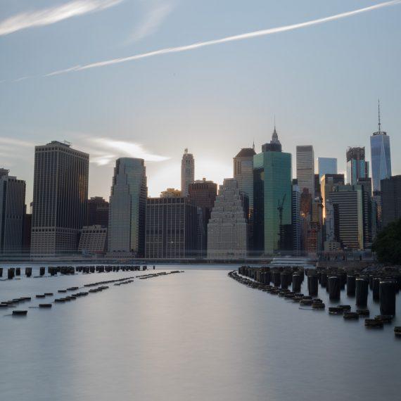 Vista de New York. USA