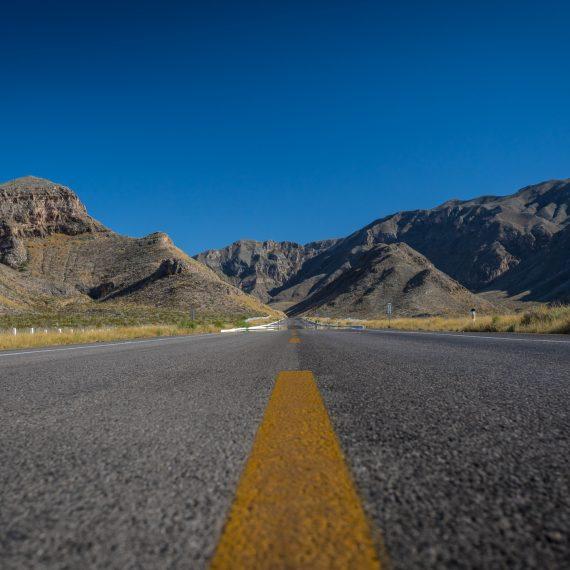 Carretera a la Laguna, Coahuila