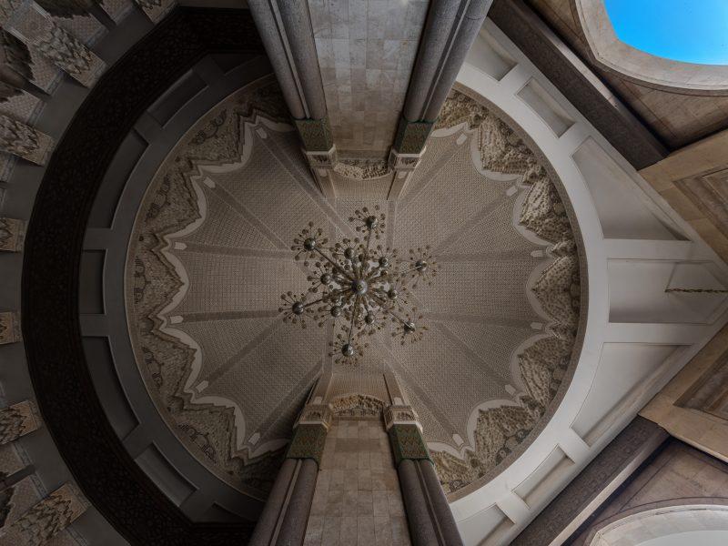 Mezquita Azul, Casablanca