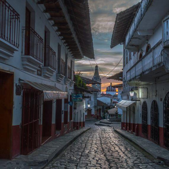 Pueblo de Cuetzalan
