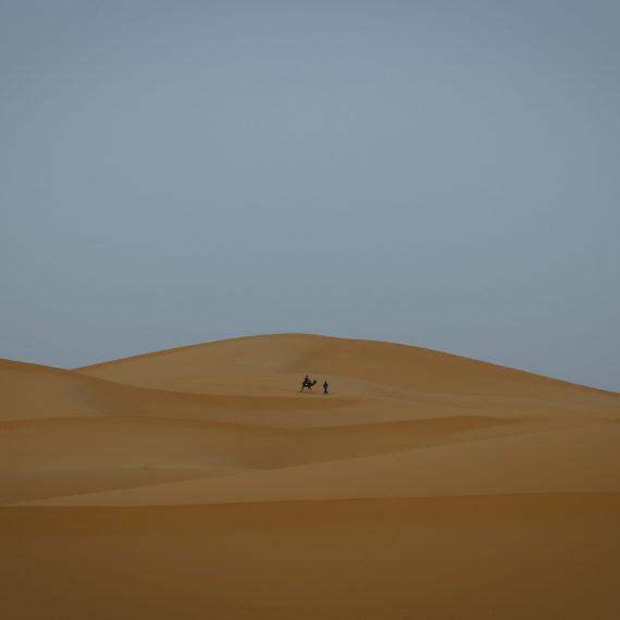 Puerta al Sahara (Marruecos)