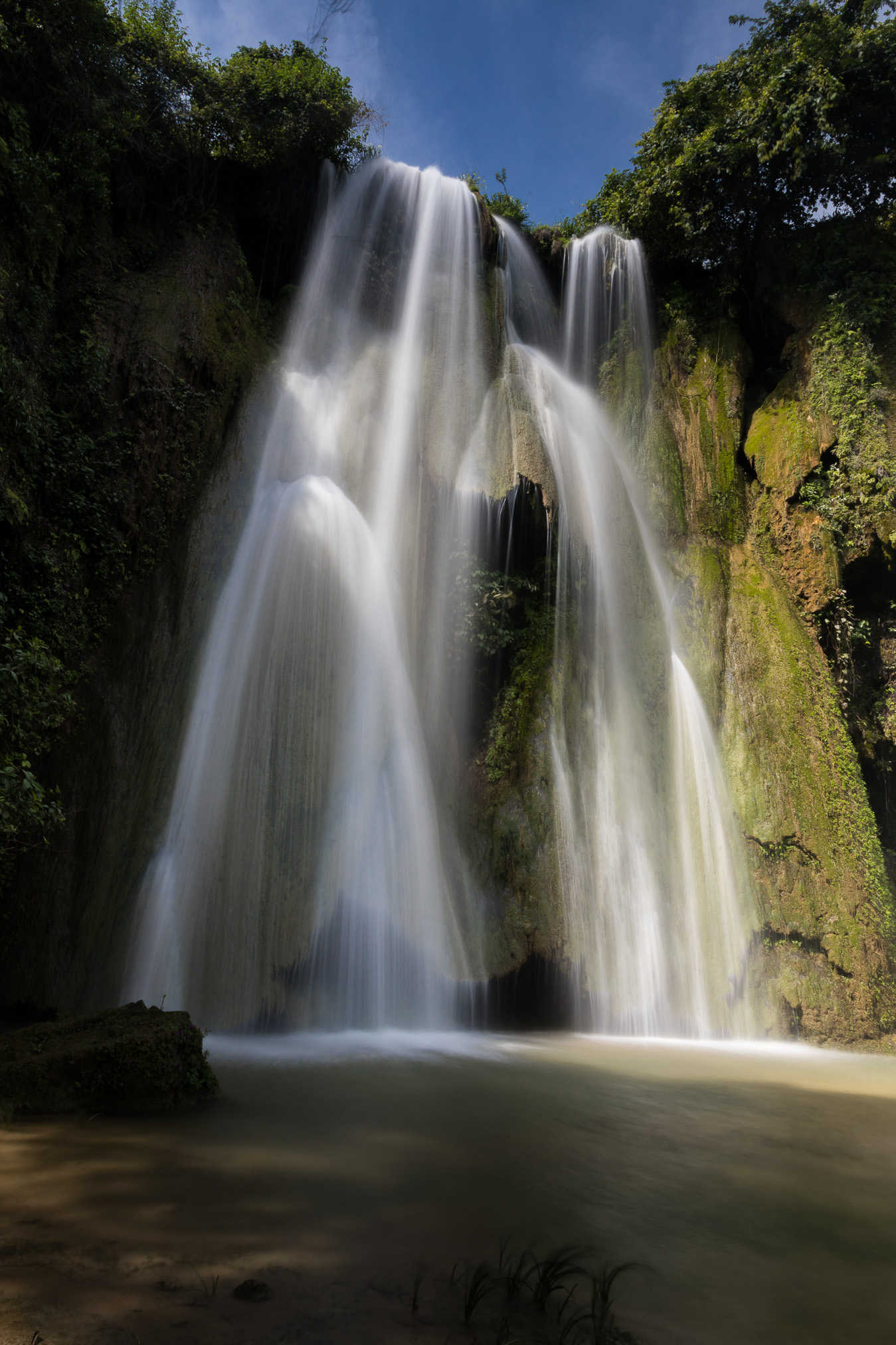 Cascadas cercanas a Taxco