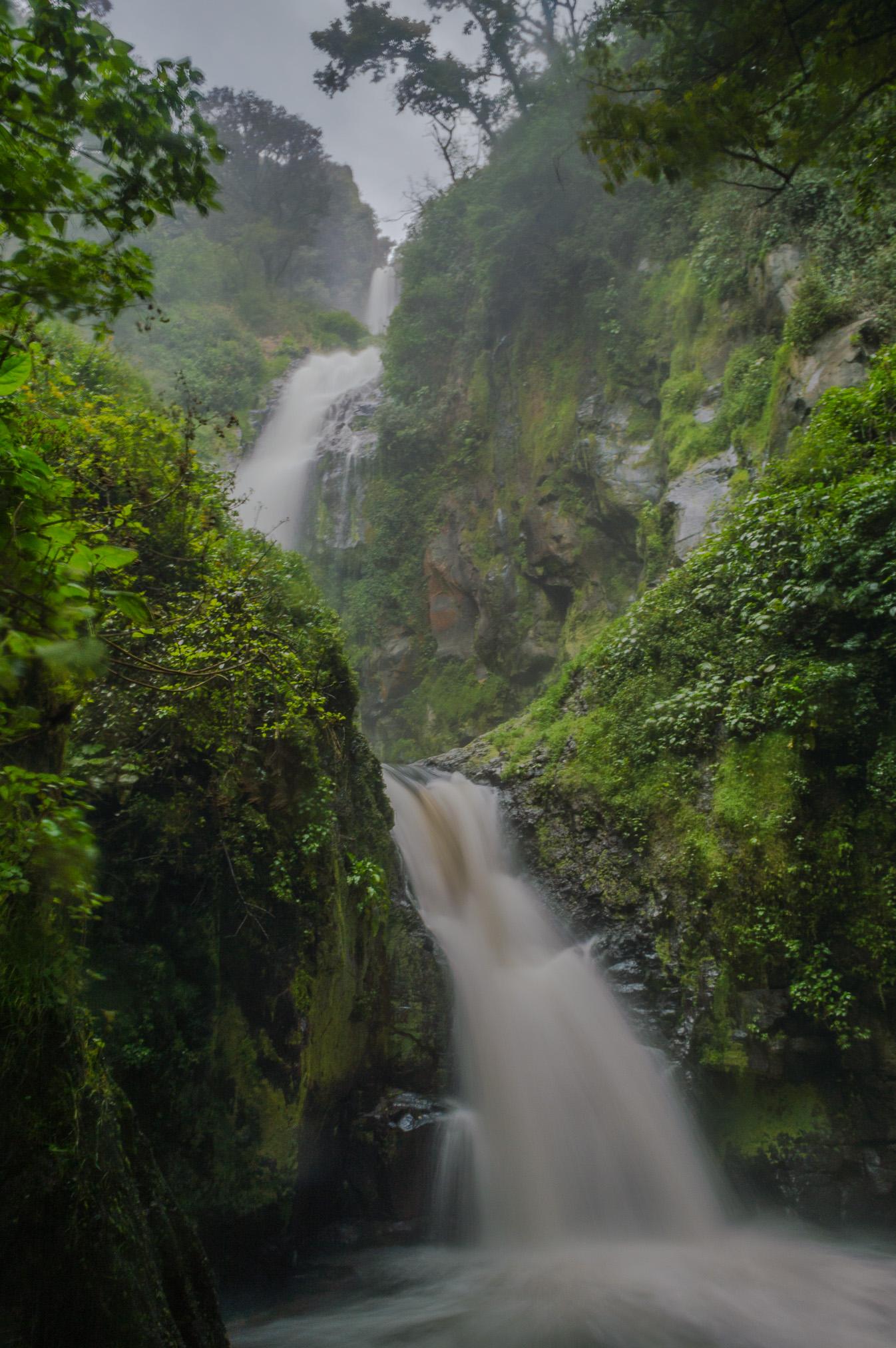 Cascada Tuliman, Zacatlan de las Manzanas