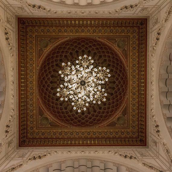 Mezquita Azul, Casablana 2