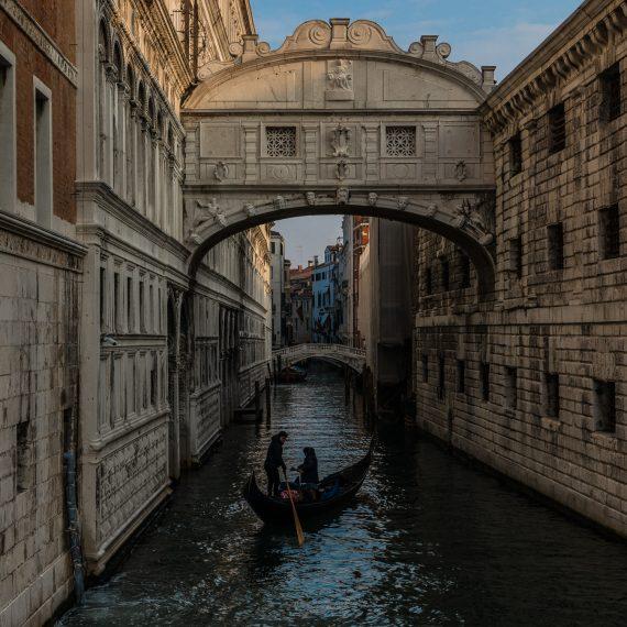 Puente del Palacio Ducal a la Prisión